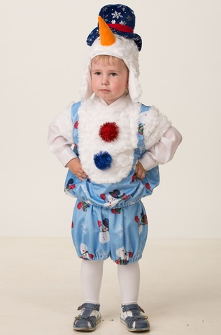 Костюм Снеговика Снежник