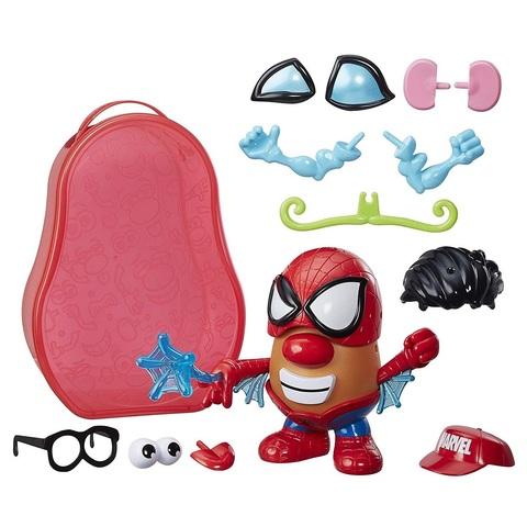 Картофельная Голова Человек-Паук. История игрушек