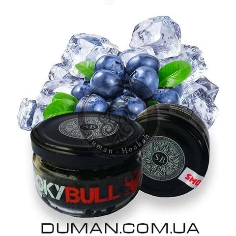 Табак Smoky Bull Ice Blueberry (Смоки Булл Лед Черника)  Medium