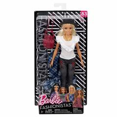 Barbie Fashionistas Denim Floral Doll, Original