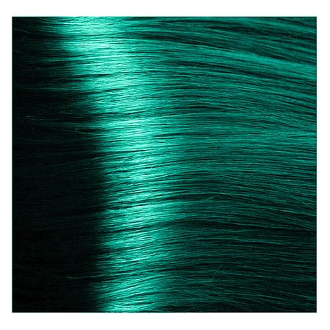Специальное мелирование  крем-краска для волос с гиалуроновой кислотой HY, Изумрудный 100 мл.