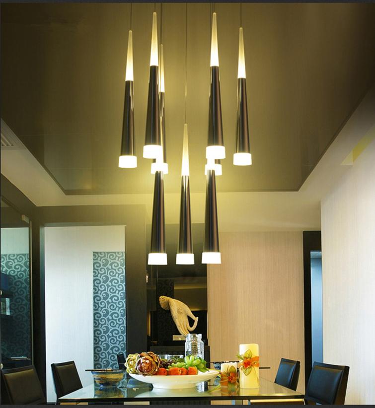 Подвесной светильник Droplight  by Light Room (черный)