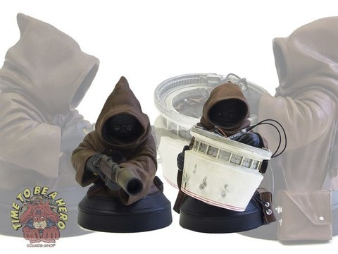 Star Wars - Mini Bust Jawas (set of 2) By Gentle Giant
