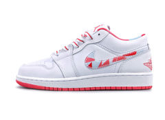 Air Jordan 1 Low 'White/Red'