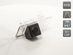 Камера заднего вида для Volkswagen Touran 11+ Avis AVS326CPR (#134)