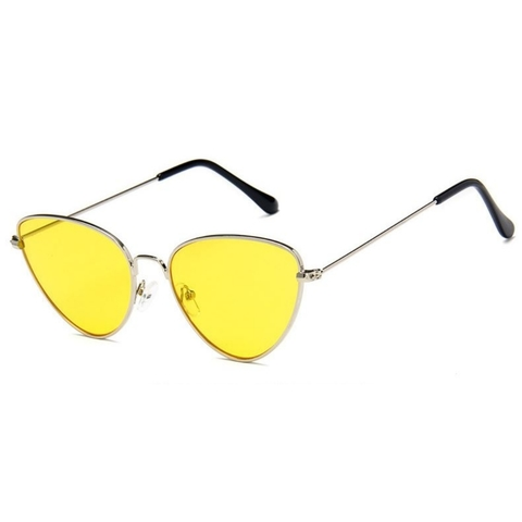Солнцезащитные очки 180001s Желтый