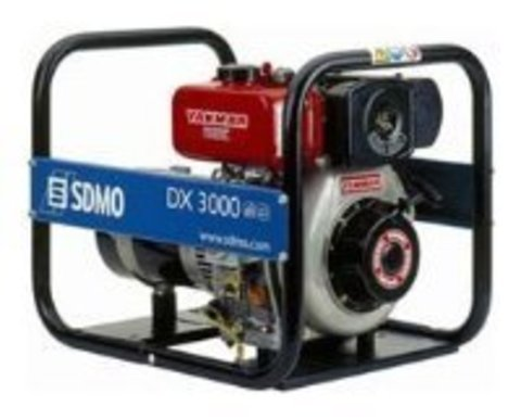 Кожух для дизельного генератора SDMO DX 3000 (2400 Вт)