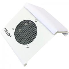 Polarus Пылесос для маникюра настольный PRO-series 80 Вт, белый, с подушкой (фото 1)