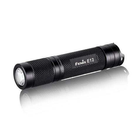 Фонарь-брелок светодиодный Fenix E12 Cree XP-E2 LED, 130 лм, 1-АА