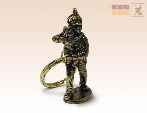 брелок Спасатель - Пожарный
