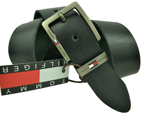 Мужской кожаный ремень Tommy Hilfiger 6002