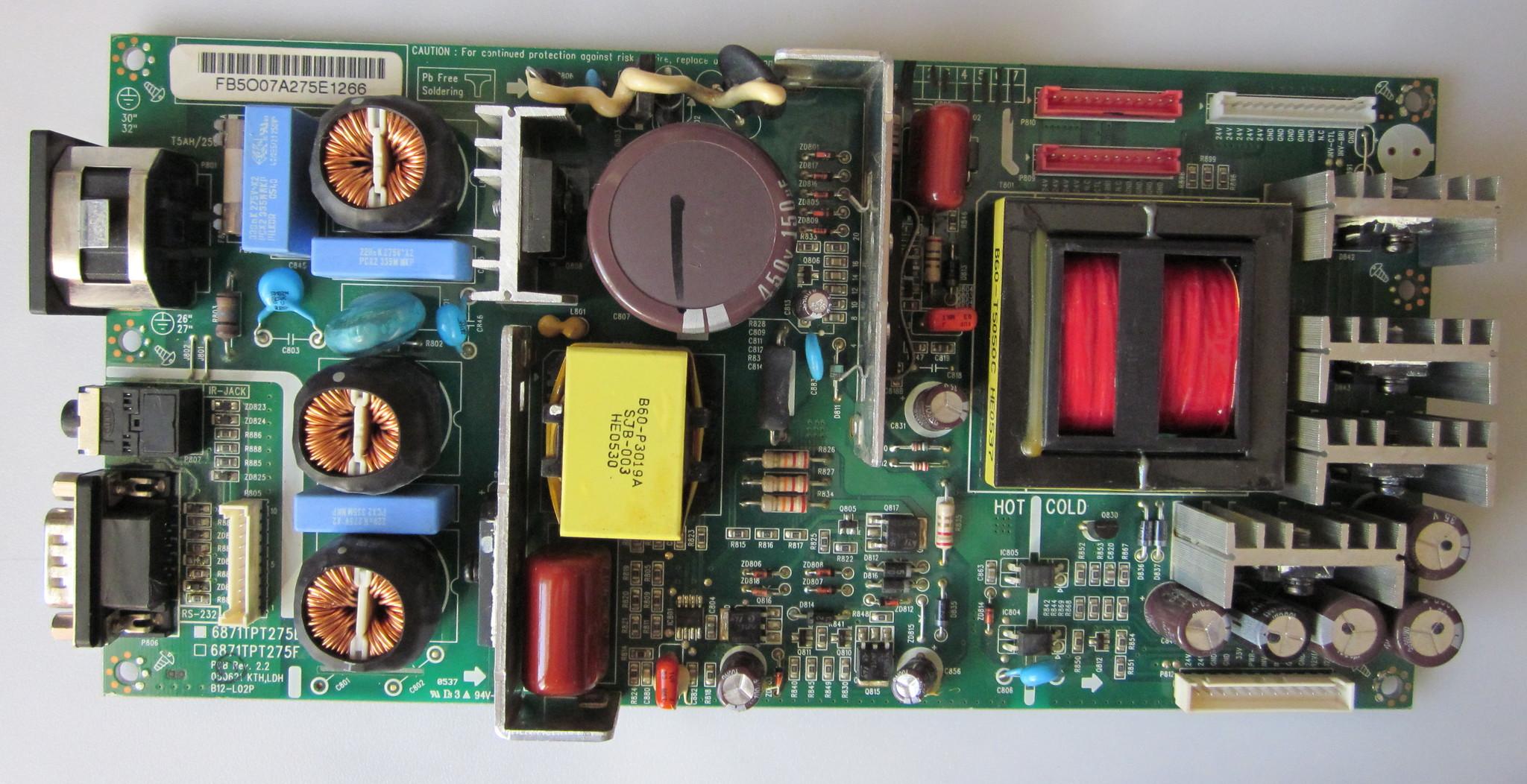 BT-EFL30180W-B