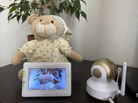 Видеоняня Ramili Baby RV1000