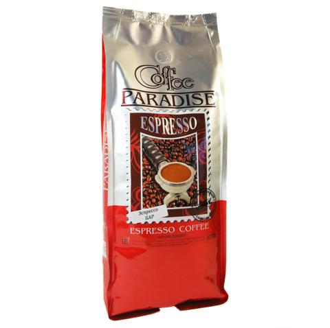 Кофе молотый Paradise Эспрессо БАР, 1 кг