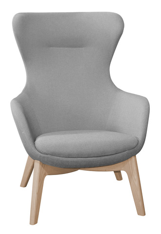 Lounge chair Elegance wood