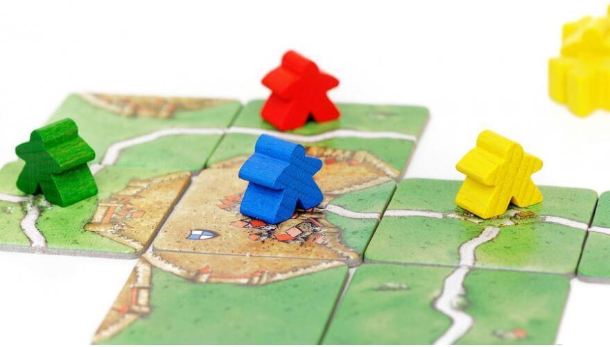 Настольная игра Каркассон: Королевский подарок (2-е издание)
