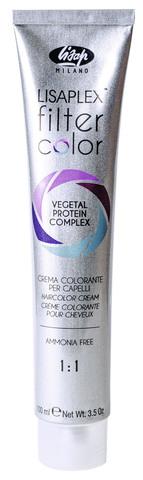 Lisaplex Filter Color - кремово-гелевый безаммиачный краситель-фильтр с эффектом