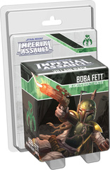 Star Wars Imperial Assault: Boba Fett Villain Pack