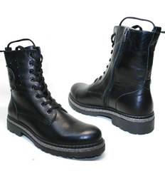 Женские ботинки зима Vivo Antistres Lena 603