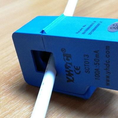 Неинвазивный датчик переменного тока SCT-013-050 YHDC 50A