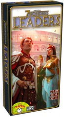 7 чудес: Предводители/(7 Wonders: Leaders)