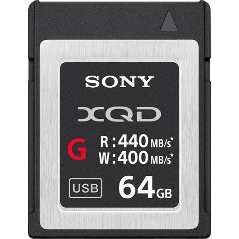 Sony QDG64E