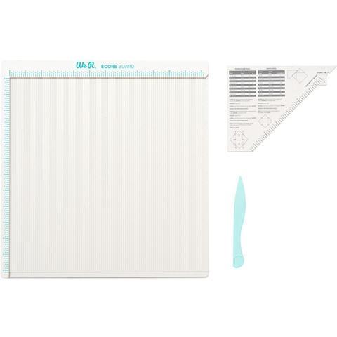 Доска для биговки We R Memory Keepers -Score Board- 30х30 см