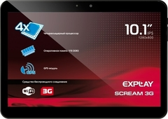 Планшет Explay Scream 3G на запчасти