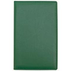 Визитница настольная Attache Вива искусственная кожа на 72 визитки зеленая
