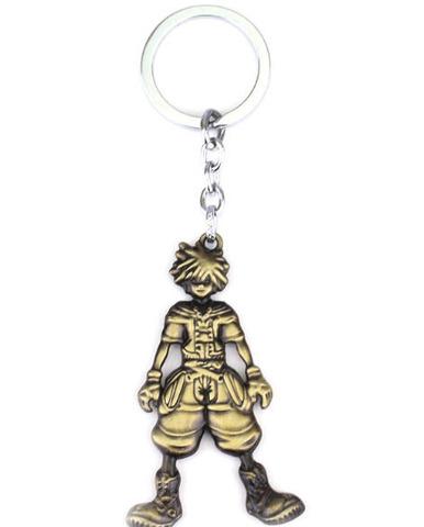 брелок Kingdom Hearts 2, цвет золото