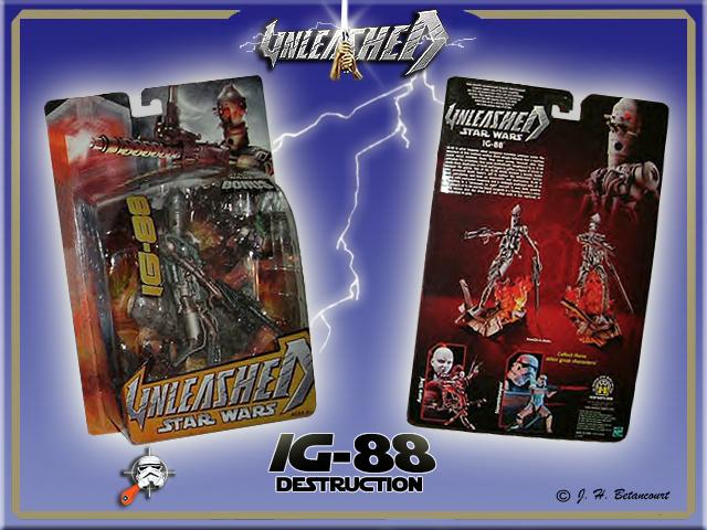 Star Wars - Unleashed IG-88