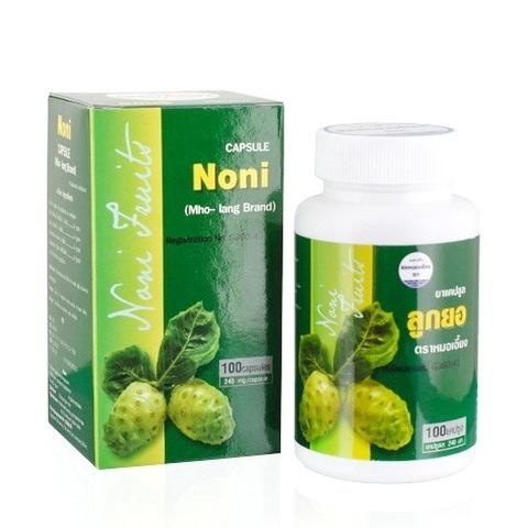 Фитопрепарат Нони в капсулах (Konga Herb) - 100 капсул.