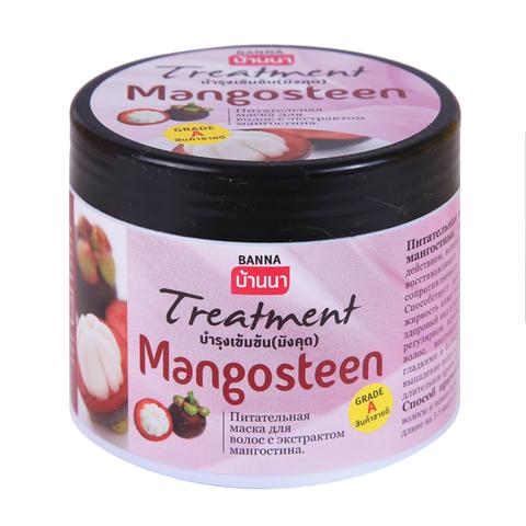 Маска для волос с мангостином Banna
