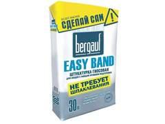Штукатурка гипсовая Bergauf Easy Band, 30 кг