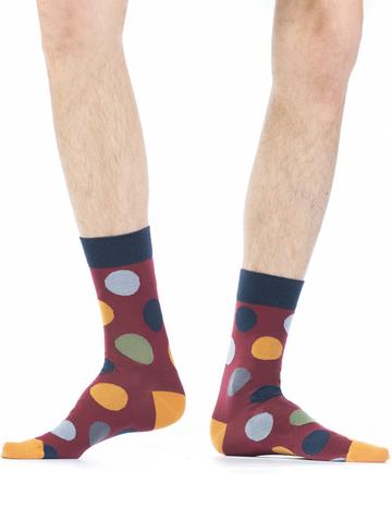 Мужские носки W94.N03.487 Wola