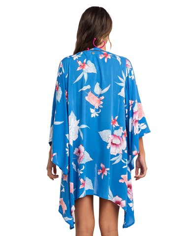 RIP CURL Infusion Flower Kimono