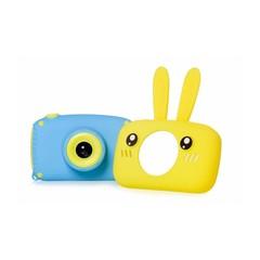 детский цифровой фотоаппарат заяц