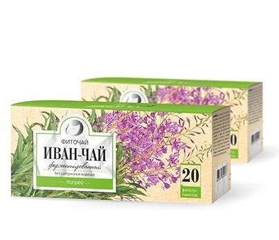 Фиточай Иван-чай фото1