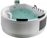Гидромассажная ванна Gemy G9063 O 183х162