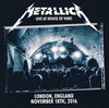 Metallica ‎/ Live At House Of Vans London, England November 18th, 2016 (3LP)