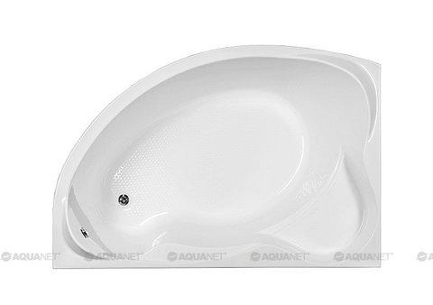 Ванна акриловая Aquanet Jamaica 160x100 левая 139547