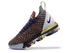 Nike LeBron 16 'What The'