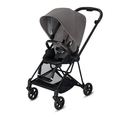 Прогулочная коляска  Cybex Mios Manhattan Grey matt black