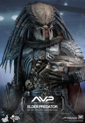 Фигурка Хищник Старейшина — Alien vs. Predator Elder