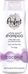 Perfect Coat шампунь-кондиционер для собак светлых окрасов с ароматом кокоса 473 мл