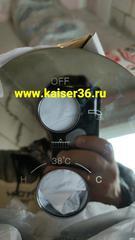 Смеситель KAISER Areva 08077 скрытого монтажа с переключением на душ 5