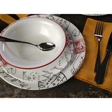Тарелка обеденная 27 см Sincerely Yours, артикул 1108508, производитель - Corelle, фото 3
