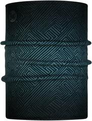 Двойной флисовый шарф-труба Buff Neckwarmer Polar Reversible Tolui Grey