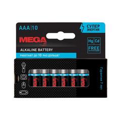 Батарейки Promega jet мизинчиковые AAA LR03 (10 штук в упаковке)