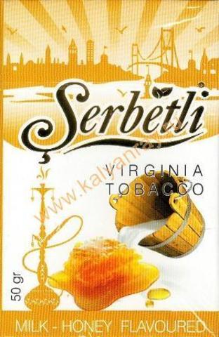Serbetli Milk-Honey